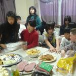 Church-Christmas-party