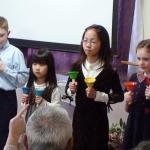Doing-handbells-at-church