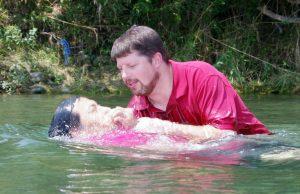 Ikuya Baptism